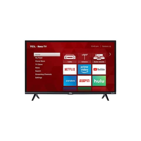 "TCL 32"" Class HD (720P) Roku Smart LED TV - Refurbished"