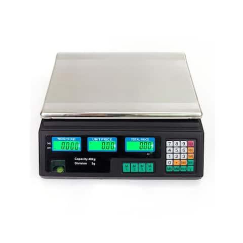40kg/5g Digital Price Computing Scale