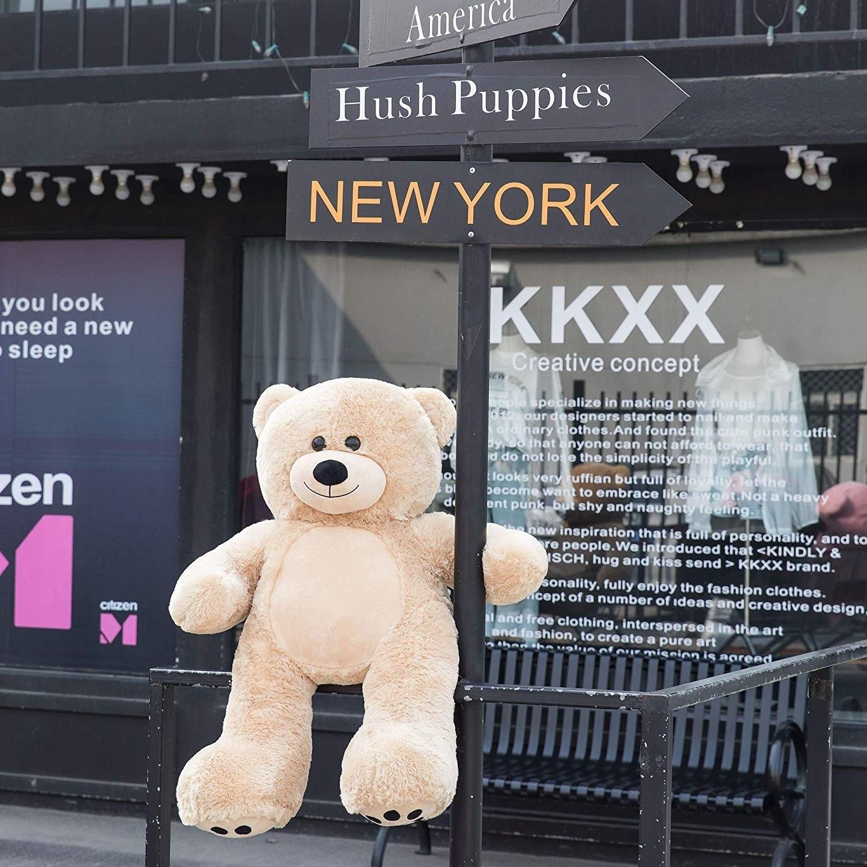 White lace Dress oits cute Oitscute Small Baby Teddy Bear with Cloth Cute Stuffed Animal Soft Plush Toy 10