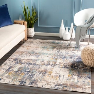 Micah Abstract Area Rug