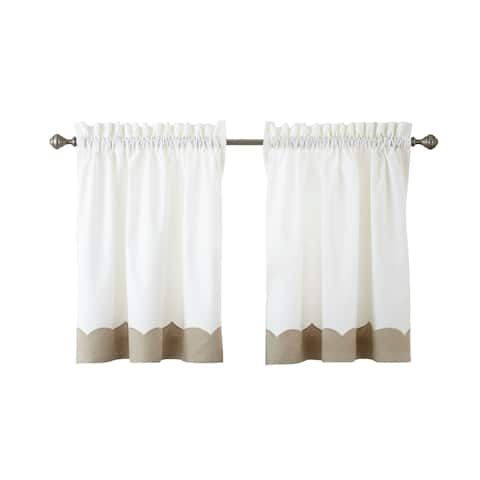 """Waterford Cassia Curtains - 30""""X36"""""""