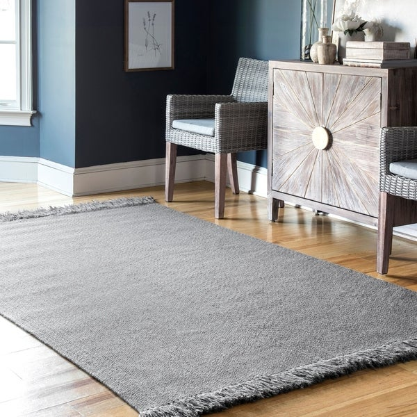 nuLOOM Braided Cooper Area Rug