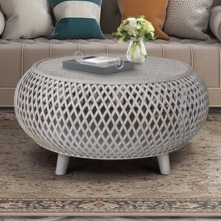 Link to Bora Bora Round Coffee Table Similar Items in Living Room Furniture