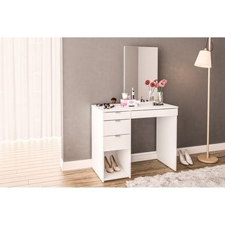 Link to Polifurniture Joplin Dressing Table, White Similar Items in Bedroom Furniture