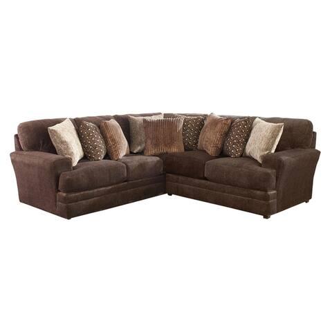 Darius Two Piece Sectional Sofa