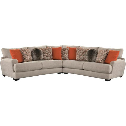 Padden Three Piece Sectional Sofa