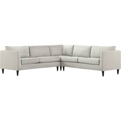 White Casual Sectional Sofas