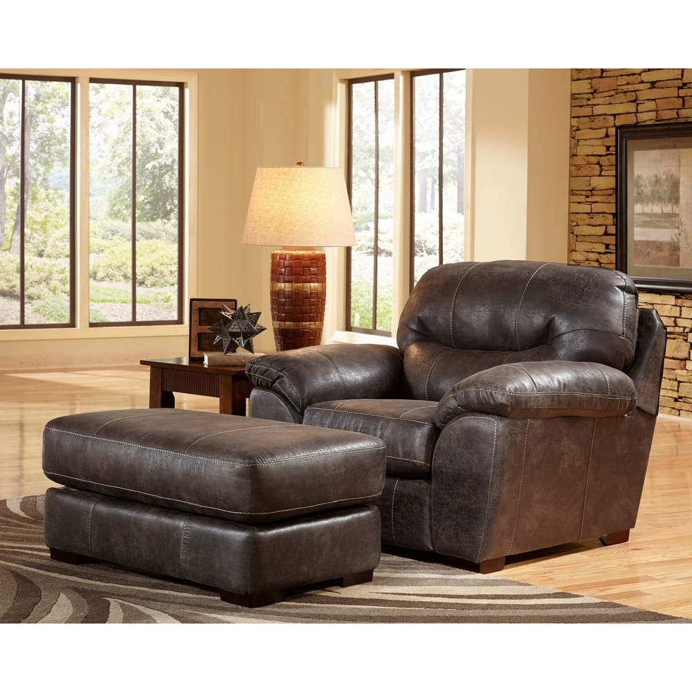 Shop Copper Grove Monnickendam Faux Leather Chair and ...