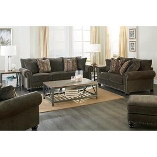 Kofi Living Room Sofa and Loveseat Set