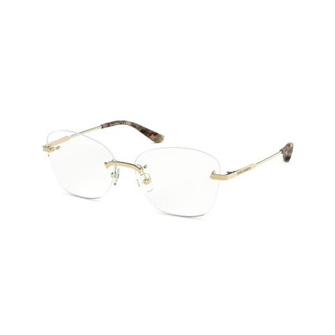 Tory Burch TY1058 3160 54 Gold Woman Square Eyeglasses