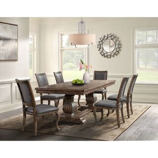 Picket House Furnishings Hayward 7PC Dining Set-Table and Six Chairs