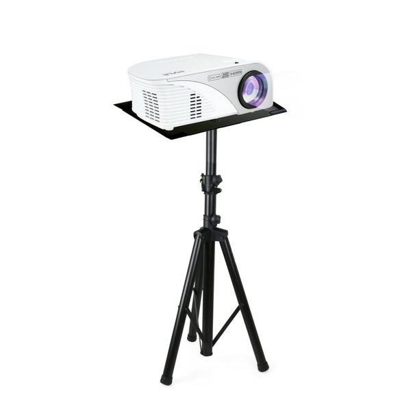 Pyle Pro DJ Laptop Stand, Multi-function, Tripod Projector Stand, Adjustable 30 to 55 Inch