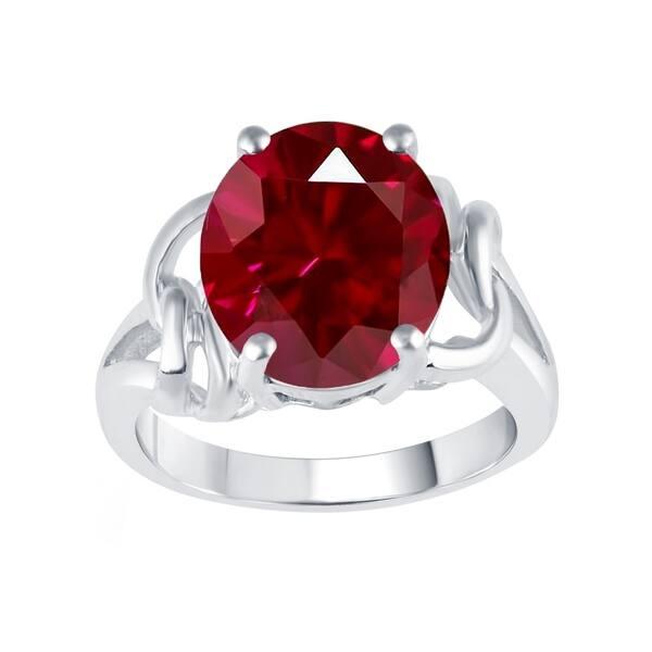 Stapelbarer 925er Sterling Silber Smaragd Solitaire Ring Frauen Stapelring