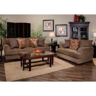 Sybil Sofa and Chair Living Room Set