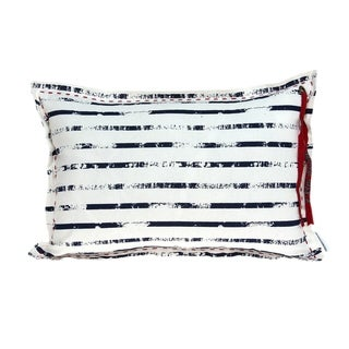 Link to Parkland Collection Oceana Nautical White Pillow Cover With Poly Insert Similar Items in Pillows