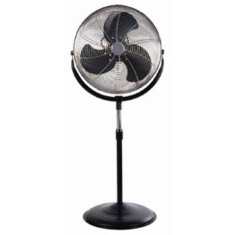 "Optimus 20"" Oscillating Stand Fan F-4205"