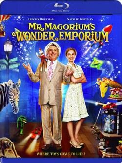 Mr. Magorium's Wonder Emporium (Blu-ray Disc)