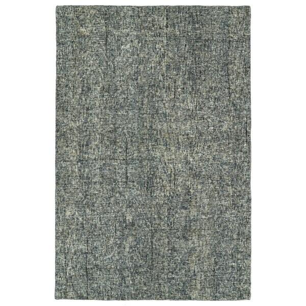 Addison Eastman Variegated Solid Wool Area Rug