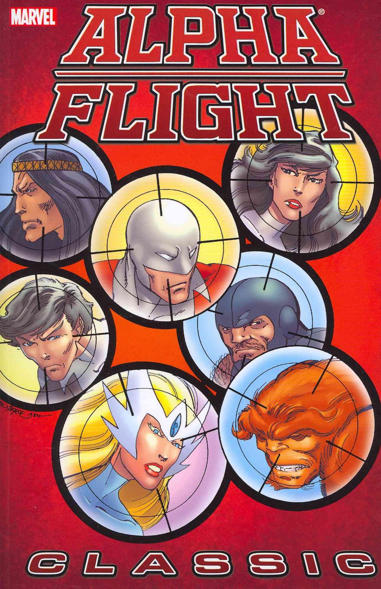 Alpha Flight Classic  2 (Paperback)