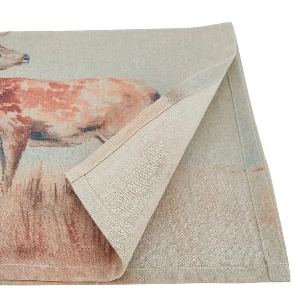 Deer Table Runner Overstock 29601684
