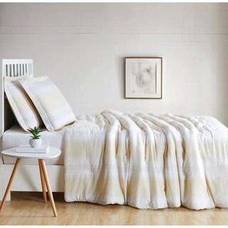 Link to Cottage Classics Farmhouse Stripe 3 Piece Comforter Set Similar Items in Comforter Sets