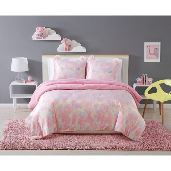 My World Rainbow Sweetie 3 Piece Comforter Set. Opens flyout.