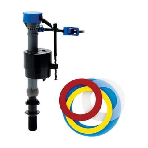 Fluidmaster Toilet Repair Kit Plastic
