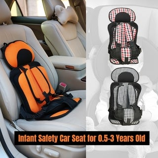 Link to Coutlet Infant Safety Seat Car Seat Toddler Carrier Cushion Folding Booster Car Seat Convertible Car Seat Similar Items in Car Seats