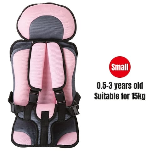 Coutlet Infant Safety Seat Car Seat Toddler Carrier Cushion Folding Booster Car Seat Convertible Car Seat