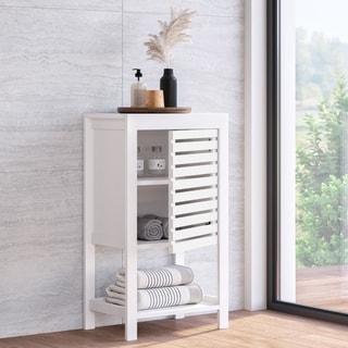 RiverRidge Bayfield Single Door Floor Cabinet