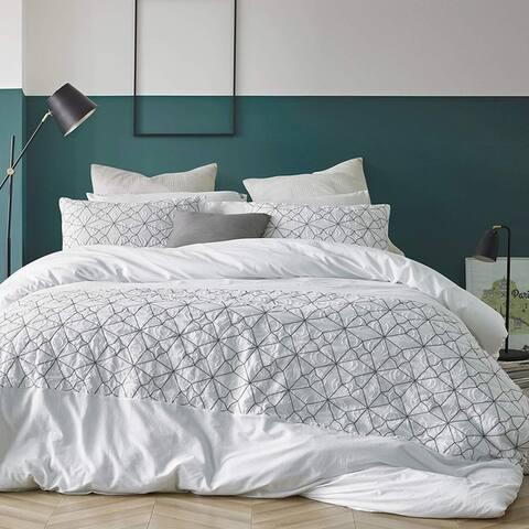 Divinity Textured Oversized Comforter