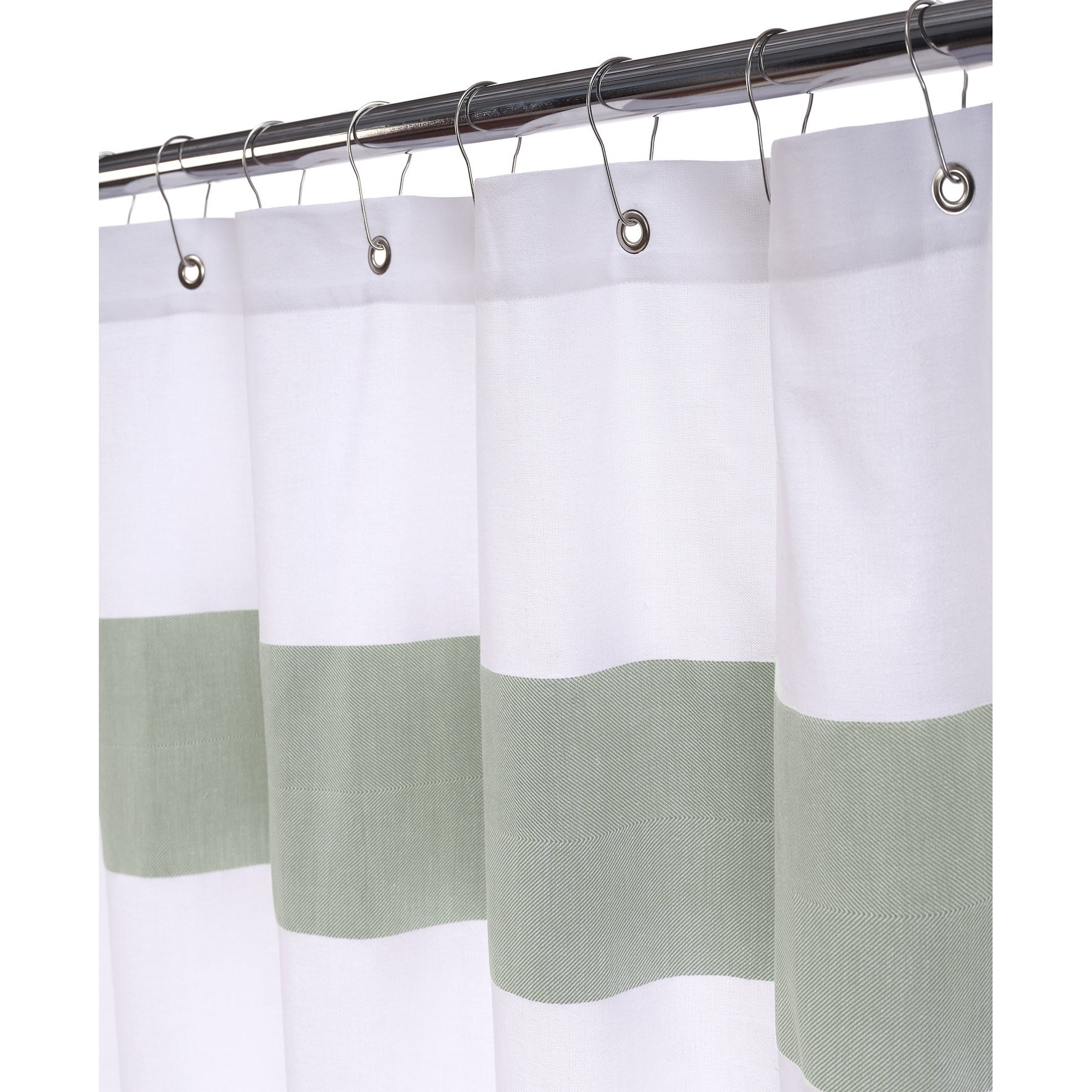 Unique Turkish Cotton Shower Curtain