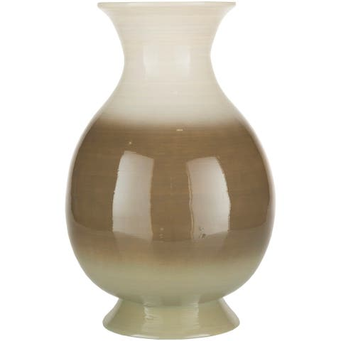 Moya Modern Bamboo Bud Shaped Vase