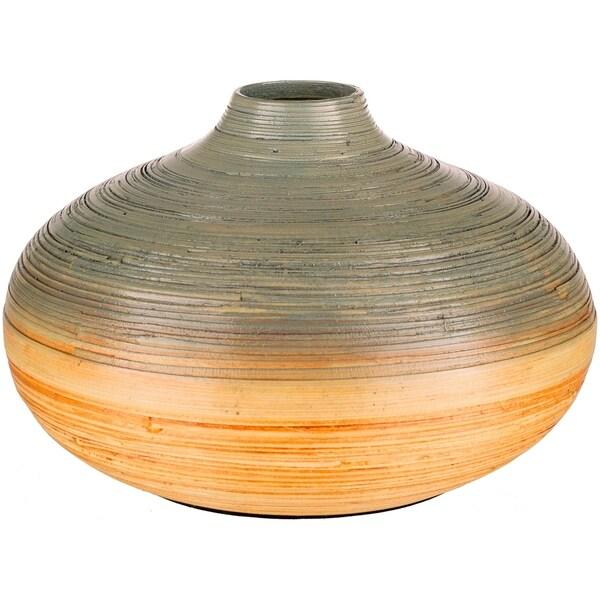 Jules Modern Bamboo Novelty Shaped Floor Vase
