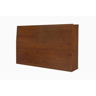 Copper Grove Rivne Storage Headboard