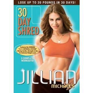 Jillian Michaels: 30 Day Shred (DVD)