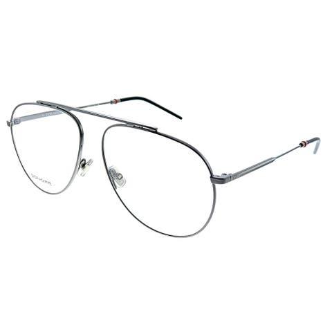 Dior Homme CD Dior0221 KJ1 59mm Unisex Dark Ruthenium Frame Eyeglasses 59mm