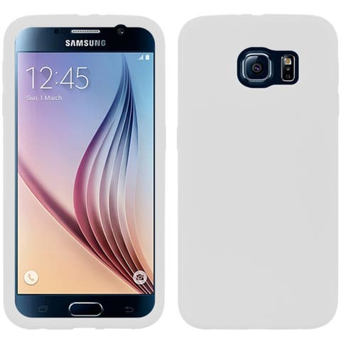 Silicone Cover TPU Case for Samsung Galaxy S6
