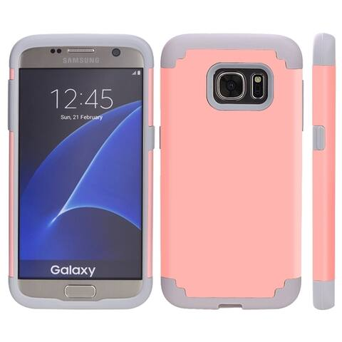 Dual Hybrid TPU Case for Samsung Galaxy S7 Edge