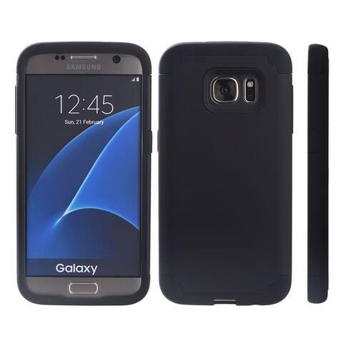 Dual Hybrid TPU Case for Samsung Galaxy S7 Edge