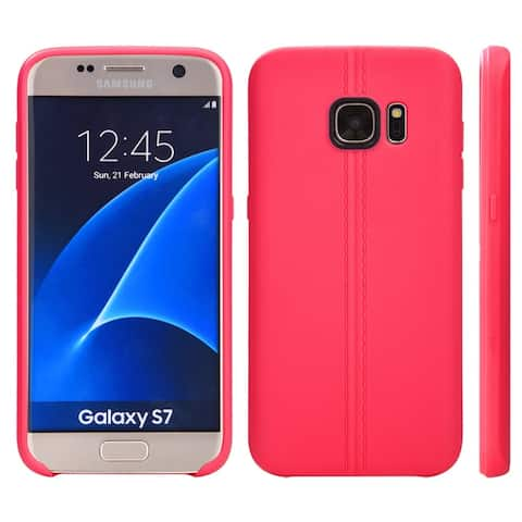 Slim Jacket TPU Case for Galaxy S7