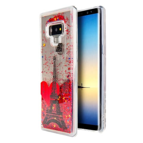 Designed Sparkling Waterfall Case for Galaxy Galaxy Note 9