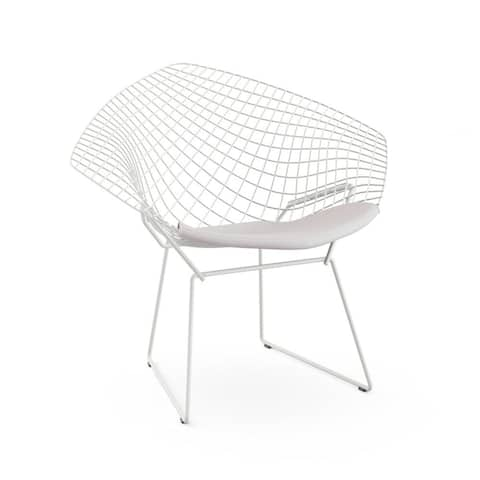 Oliver Papasan Diamond Wire Chair (Set of 2)