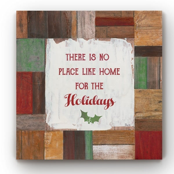 No Place Like Home -Gallery Wrapped Canvas