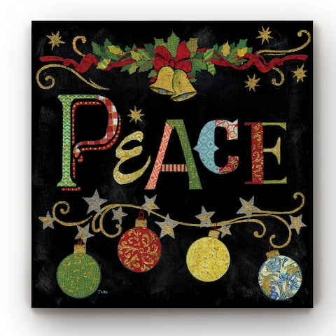 Peace -Gallery Wrapped Canvas