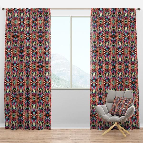 Shop Designart Electro Boho Color Trend Bohemian