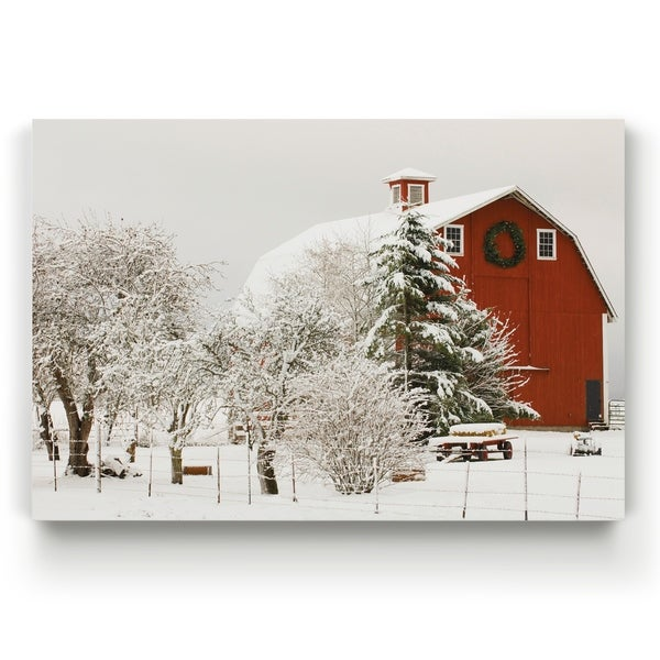 Drury -Gallery Wrapped Canvas