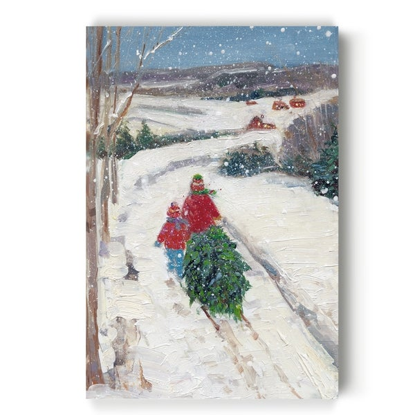 Our Tree -Gallery Wrapped Canvas