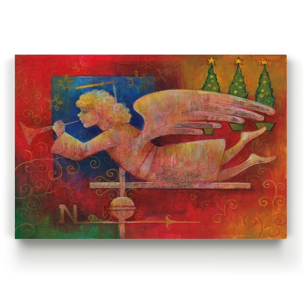 Angel -Gallery Wrapped Canvas