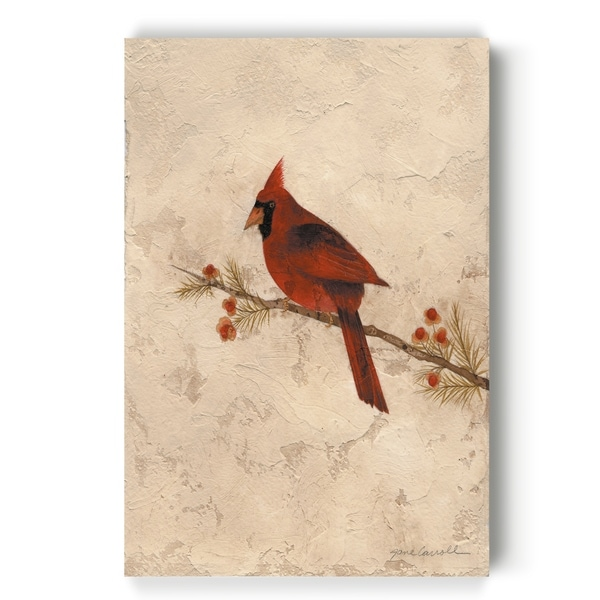 Cardinal -Gallery Wrapped Canvas